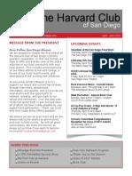 Hcsd Newsletter q2 20131