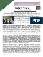 2015 - January Trinity News