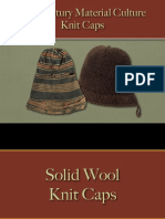 Male Dress - Knit Caps