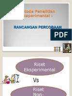 Rancangan-Percobaan
