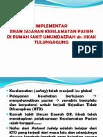 Implementasi 6 SKP