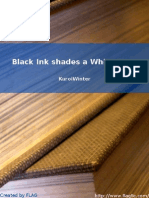 KuroiWinter - Black Ink Shades a White Page