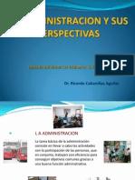 Gestion Educativa - La Administracion y Sus Perspectivas