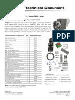 TD10307 Turret Install 1214A
