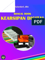 manual book kearsipan digital