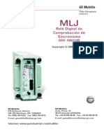 Mlj Manual de Sp-b Rele Digital GE Multilin 27