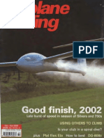 Sailplane and Gliding - Oct-Nov 2002 - 68 Pg