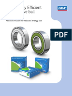 SKF Energy Efficient Deep Groove Ball Bearings Brochure