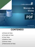 Base de Datos II - Vistas