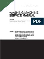 WD-1470FD Service Manual