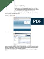 Configuring LDAP Authentication for OBIEE 11g