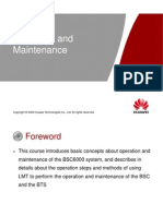 4..OMD6.00201 HUAWEI BSC6000 Operation and Maintenance ISSUE1.0.ppt