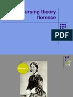 nursing theory florence