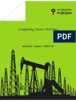 OIL Annual Report 2012 13