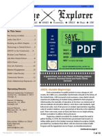 The Explorer - District 10 Newsletter Volume 4   Issue 1