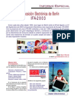 Info- Ifa 2003