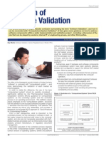 The Myth of Software Validation