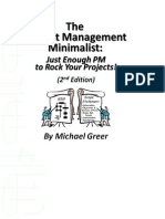 PM Minimalist 2nd Edition 5-30-2011 Download