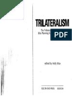 Trilateralism Holly Sklar