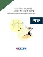 Fuel Cells Measurement Guide