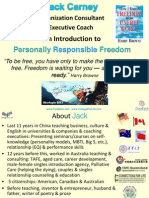 Jack's-Free as You Take Responsibility to Be