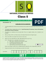 Nso Level1 Class 5 Set 7