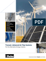 2012 Transair Alternative Energy Brochure