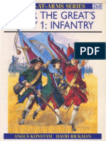 Peter The Great's Army 1
