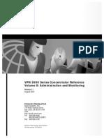Cisco Vpn3000 Refvolii Admin