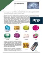 Gems & Minerals of Pakistan