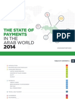THE STATE OF PAYMENTS IN THE  ARAB WORLD 2014