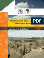 Traditional Healers & Mental Health in Kenya