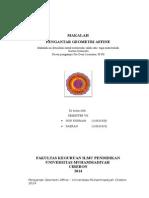 KEL.4 Pengantar Geo-Affine