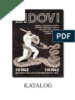 Izlozba Zidovi - Katalog (1942)