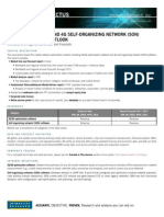 2011 Infonetics 2G 3G Optimization 4G SON Mkt Outlook Fcst Prospectus 111711