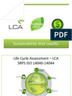 LCA i Ecodesign