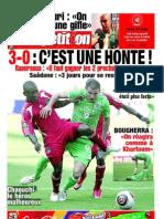 Edition du 12/01/2010