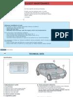 Peugeot 106 Owners Manual 2001