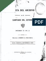ArchivoHistorico_RevistaArchivo_REVISTA N° 1