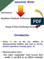 19 Pharmaceutical Water.docx