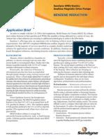 Benzene Reduction App Brief 022009