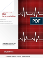 Advanced EKG Refresher