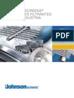 Caracteristicas Tecnicas Filtro Jhonsonn
