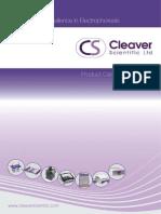 Catálogo Cleaver