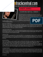 Andy James Notes