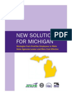 New Solutions for Michigan