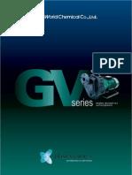 Bombas GV Autocebantes WORLD CHEMICAL