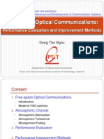 12.00 Dang the Ngoc Free Space Optical Communication Systems