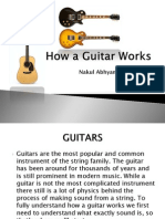 How Musical Instruments Work