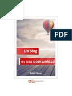 Un Blog Es Una Oportunidad